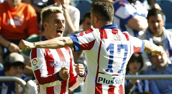Video: Deportivo La Coruna vs Atletico Madrid