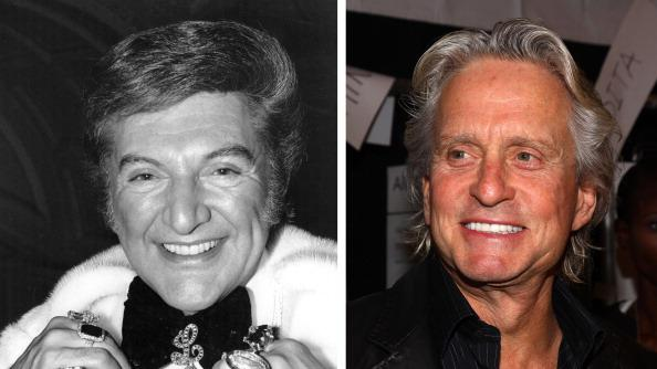 FILE PHOTO:  Michael Douglas To Play Liberace In Biopic Role