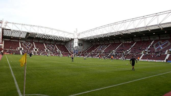 Hearts face a £2million shortfall this season