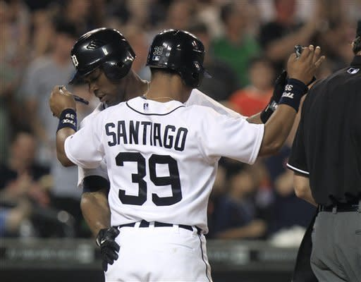 Tigers have feel-good story in 8-6 loss to Twins