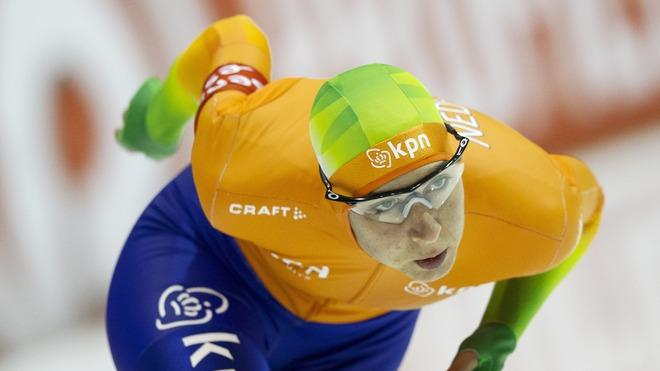Netherland's Margot Boer Competes AFP/Getty Images