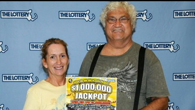 From Trash to Treasure: Couple Wins $1 Million on Lottery Ticket in Garbage