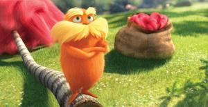 Universal Pictures' Dr. Seuss The Lorax - 2012