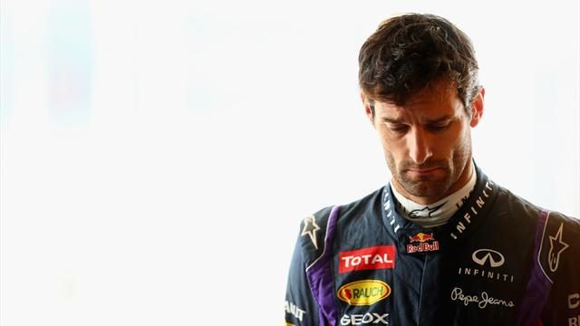 Formula 1 - Red Bull: Webber fast enough to stay on