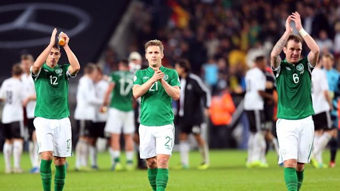 Ireland drop to 60th in FIFA world rankings