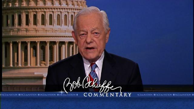 Schieffer: Second Inaugurals like second weddings