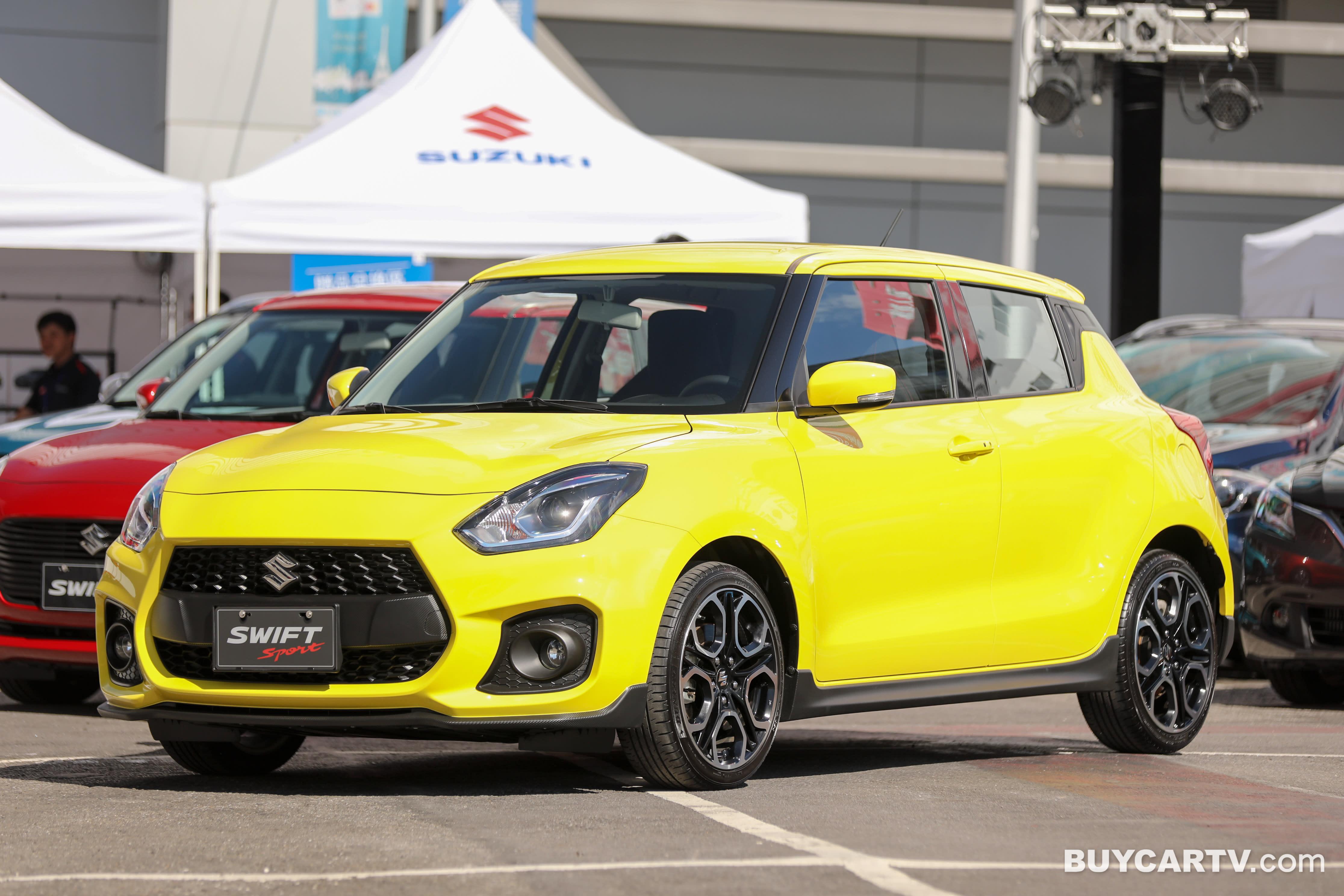 全車系免費摸透透!Suzuki Go Unique Fun Driving 戶外展演活動