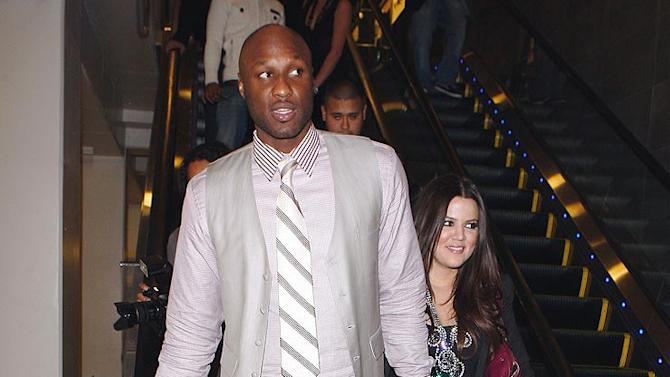Odom Kardashian Lakers Gm