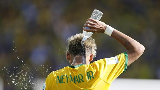 Neymar and Rodriguez to duel in World Cup quarters