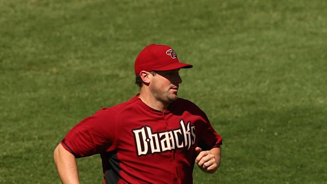 Arizona Diamondbacks Training Session