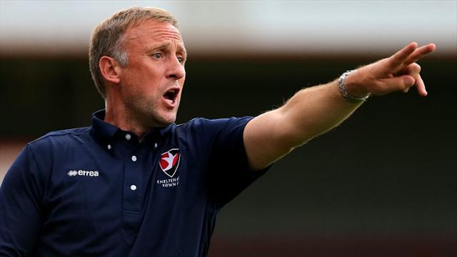 Football - We bossed the game - Yates