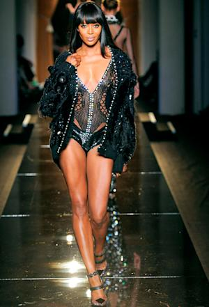 Naomi Campbell Did Strict Ten-Day Juice Cleanse Before Return to Catwalk for Versace