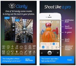 Best iPhone Apps to Improve Your Phone Photography image Camera Plus 600x518