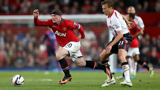 Premier League - Rooney: United loss to Liverpool 'hard to take'