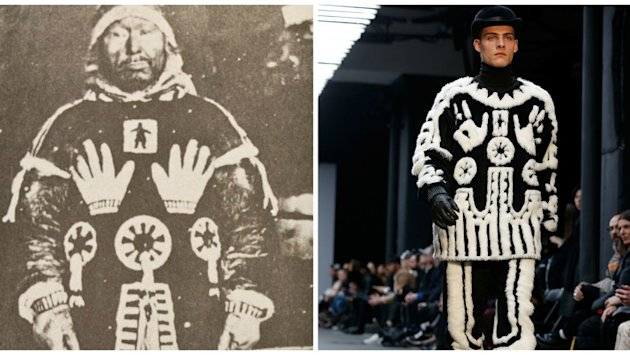 KTZ fashion under fire for using Inuit design without family's consent