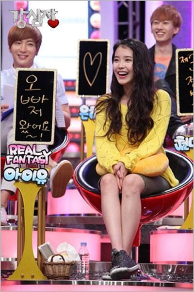 IU to Reveal Her Exact Weight and Height on 'Strong Heart'