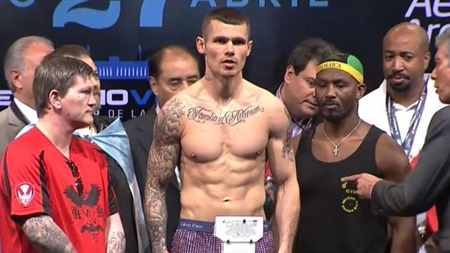 Boxing - Hatton: Martin the best middleweight in Britain