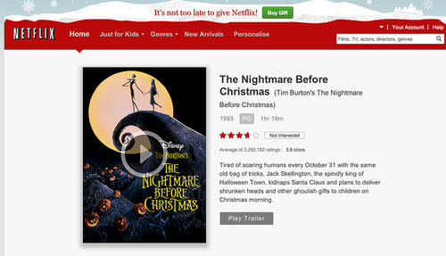 The best ways to stream your Christmas movies. Movies, Streaming, Netflix, NOW TV, On demand, Features 0