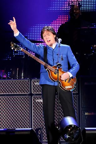 Update: Paul McCartney to Front Nirvana Reunion at 12-12-12 Concert