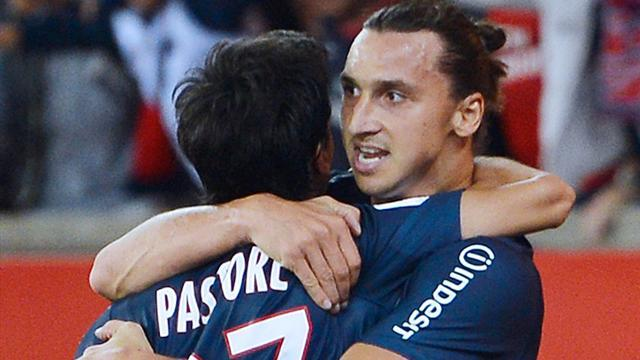 Ibrahimovic: Champions League will help PSG