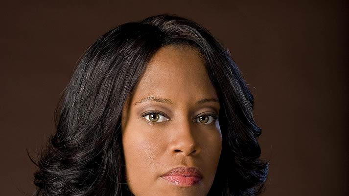 Regina King as Sandra Palmer in 24 on FOX.