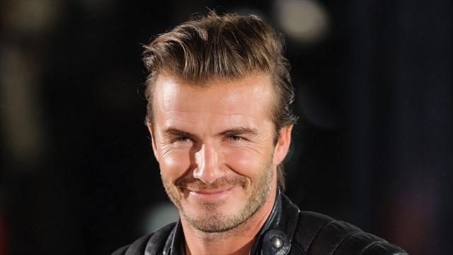 Premier League - Beckham backs van Gaal, Giggs to shine at United