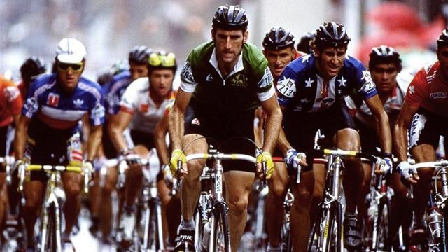 Cycling - Sean Kelly on Liege-Bastogne-Liege