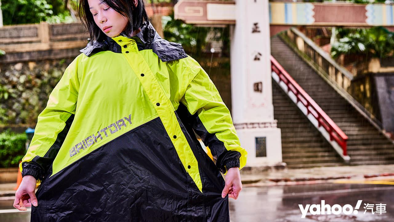 【新車圖輯】冬季騎車抗雨大作戰!5款嚴選「騎士防水好物」開箱實測!