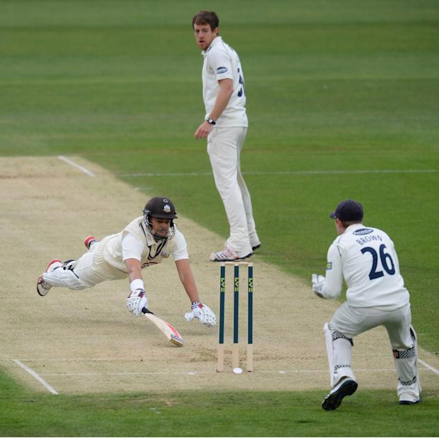 Surrey v Sussex - LV County Championship