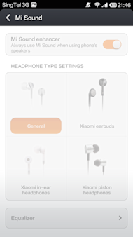 xiaomi sound enhancer