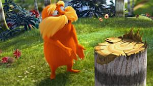 'The Lorax' Tops Box Office