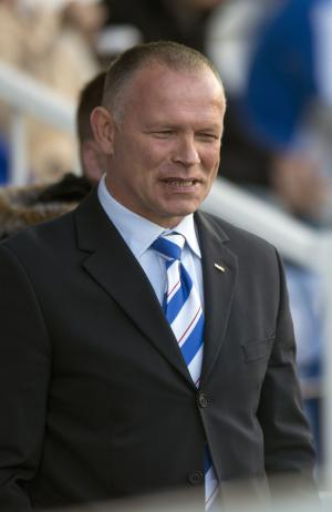 John Hughes has thanked Hartlepool's fans for their support