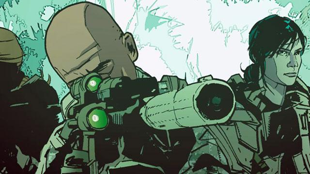 Comic Sheds Light on Secret Army Spy Unit