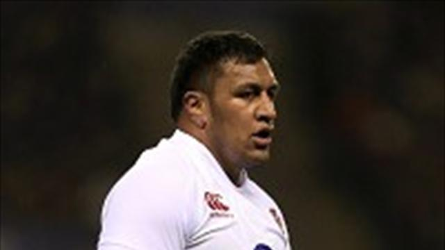 Rugby - Vunipola vying for starting berth