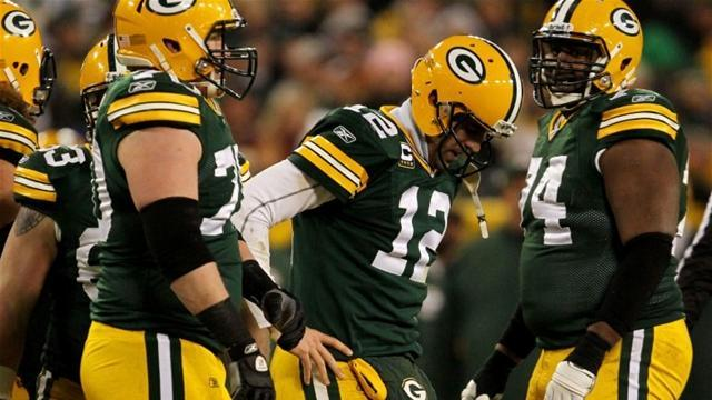 NFL  - Packers win NFC North, Texans clinch AFC South title
