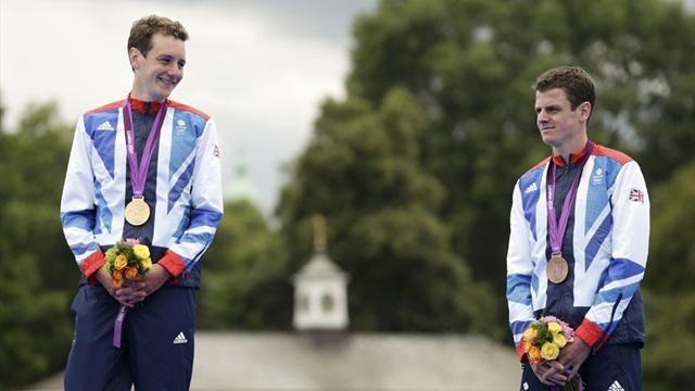 Triathlon - Brownlees struggle as Brits miss the medals in Yokohama