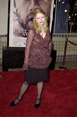 Emilie deRavin at the Westwood premiere of 20th Century Fox's Cast Away