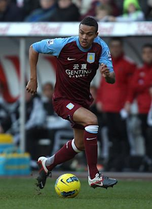Jermaine Jenas had a spell on loan at Aston Villa last season