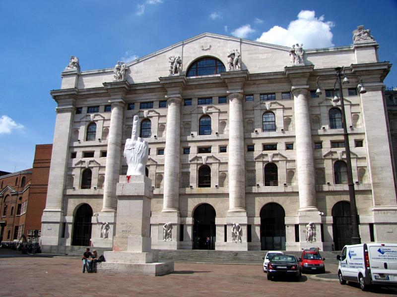 A Milano buoni spunti da parte di Eni e Telecom