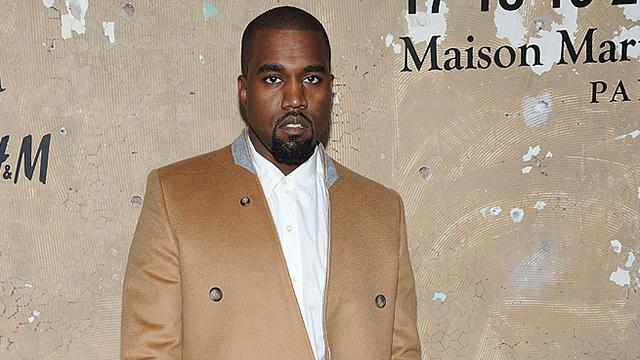 Kanye Turns Himself In for Booking in Paparazzo Battery Case