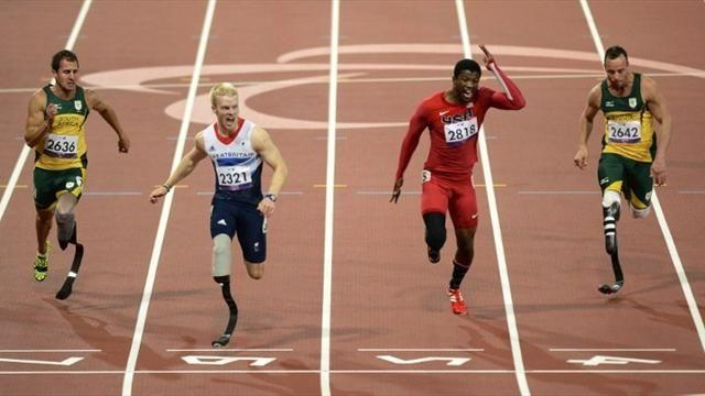 Peacock wins Paralympic 100m in GB gold rush