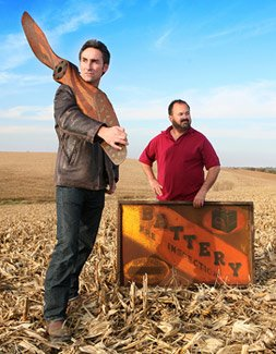 "We pick ""American Pickers"" as a hidden reality TV gem (Joey L/A&E)"