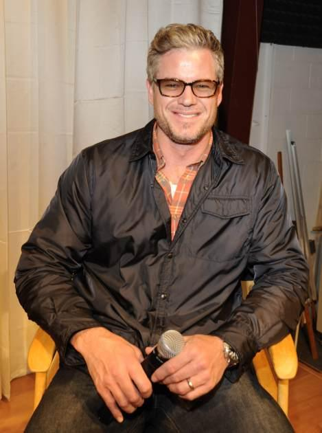 Eric Dane attends Pregnancy Awareness Month 2013 Kick-Off Event Celebrating Dad's Role in Pregnancy at Bergamot Station on May 5, 2013 -- Getty Images