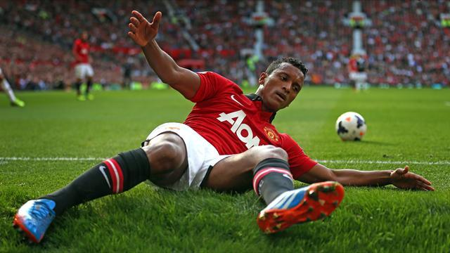 Football - Nani blow for United