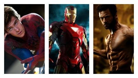 Will Spider-Man, Iron-Man and Wolverine ever share the silver screen?