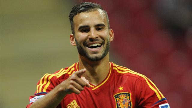Liga - Jese delighted for Madrid stay