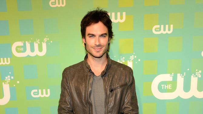 The CW 's 2012 Upfront - Ian Somerhalder