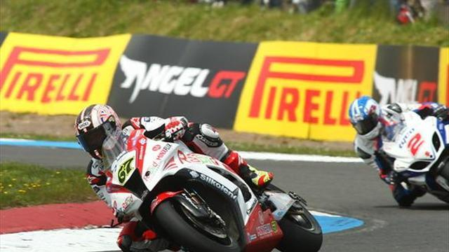 Superbikes - Knockhill BSB: Byrne claims double