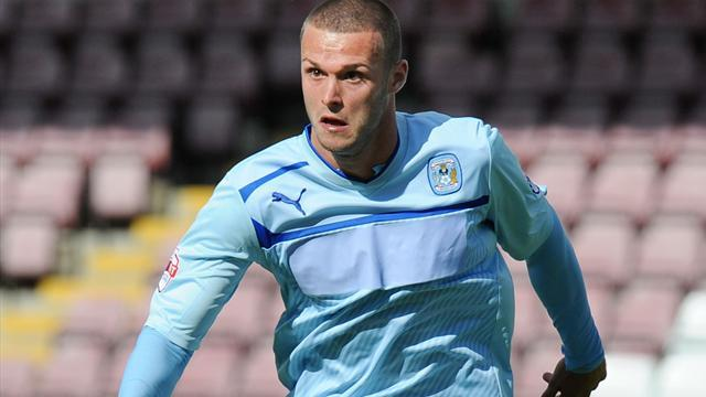 League One - Coventry's Daniels has hernia operation