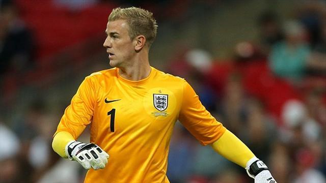 Football - Hodgson to keep an eye on Hart